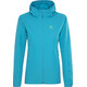 Salomon Essential Jas Dames blauw